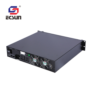 China UPS Price In Pakistan LCD Display Rack Wall Mount 3Kva Online UPS In karachi