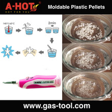 Polycaprolactone Thermoplastic pcl plastic with Battery heating Pen