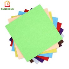 New technology colors polyester fiber acoustical panel