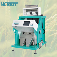 High Quality Cereal /Rice Color Sorter Machine LED Light 128 Channels