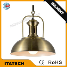 Korea industrial vintage loft style retro chandelier Robles pendant light for restaurant /bar /coffee shop