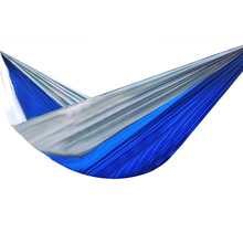 Outdoor Nylon Parachute hammock Swing