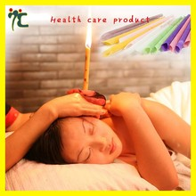 Professional Design indian ear candle ear wax detox spa