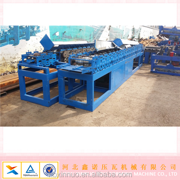 steel door frame press roll forming machine for ligth steel door frame production line