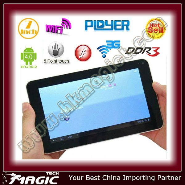 Ployer new come out momo9 series android 4.0 with low price
