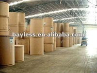 professional price 70-80g all sizes brown kraft paper