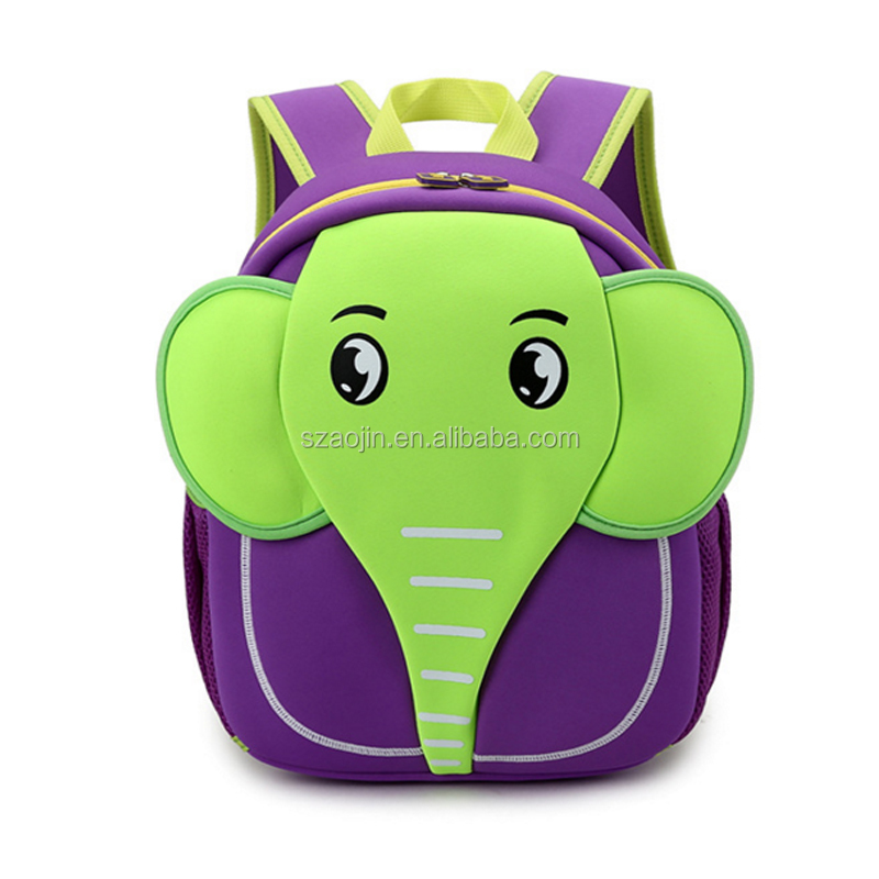 children fancy school backpack bag for travel