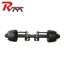Standard Size Outboard Brake Drum Heavy Duty Truck Semi Trailer Axles