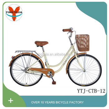 Hot selling 26 inch single speed lady bike bicycle made in China