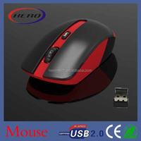 New arrival wireless keyboard and mouse wireless laptop mouse 2.4ghz