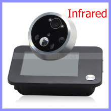Infrared Camera Door Monitor Electrionic Peep Hole 4.5 LCD Video Door Bell