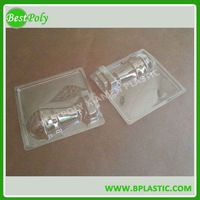 Customized Blister Packaging for LED Lamps, LED Bulbs, LED Lights