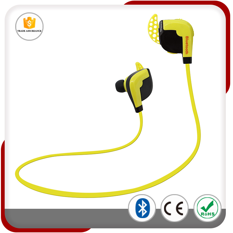 NEW Arrival In Ear Style Bluetooth 4.1 Earphones Sweatproof Wireless Earbuds for Mobile Phone