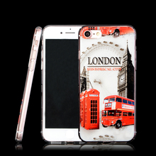 OEM printing hard pc soft tpu Design 2D Sublimation Printing PC TPU Cellphone Cover for iphone for Samsung