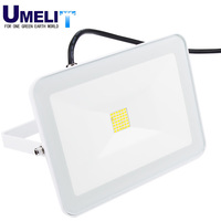 white LED floodlight 10w to 50w DOB with CE certificate