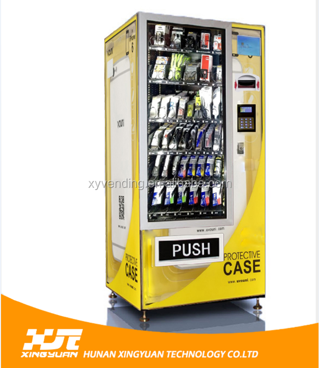 dispend expending machine lottery vending machine