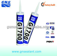 Waterproof plastic film sealant for plastic joint sealant