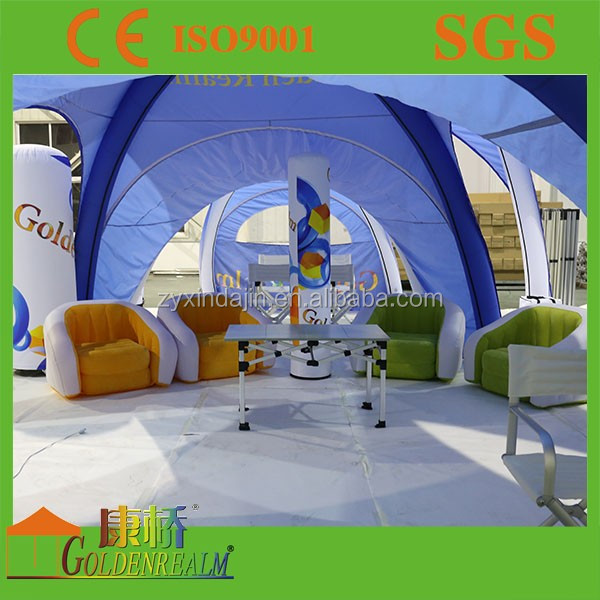 Summer Promotional Custom Inflatable Sofa