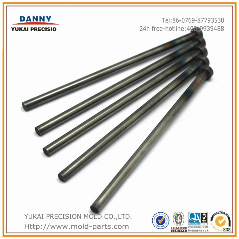 2015 hot sale hasco straight ejector pin for plastic mold