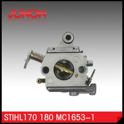 MS170 MS180 Chain Saw Parts gasoline generator Aluminium carburetor