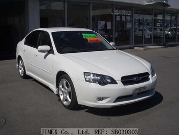 2003 SUBARU Legacy B4 /BL5/ Used car From Japan / ( SB030303 )