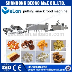small scale 380v 220v Automatic Corn Puffs Machine