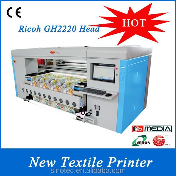 digital fabric printing machine
