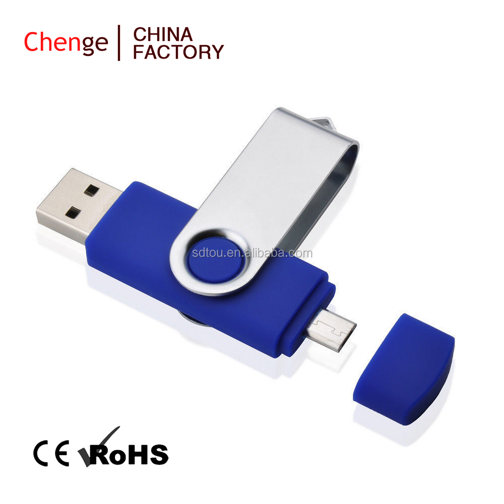 OTG USB Flash Memory, Otg usb flash drive For Iphone, Promotion USB otg Pendrive