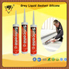 Grey Liquid Sealant Silicone/Silicone Sealant For Power Control Module