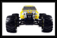 2016 new product Brushless HSP 1:7 two-speed on-road big rc nitro gas car ERC083 for sale