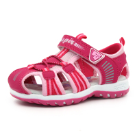 OEM Breathable Soft PU Kids Children Sandals