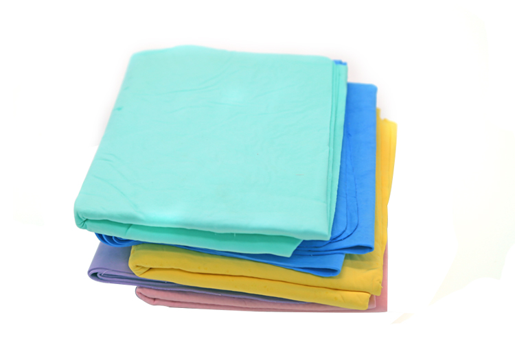 smooth feel pva chamois bath drying towels with test report