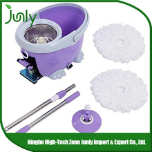 bucket mop with bucket wholesale microfiber 360 magic round roto mop