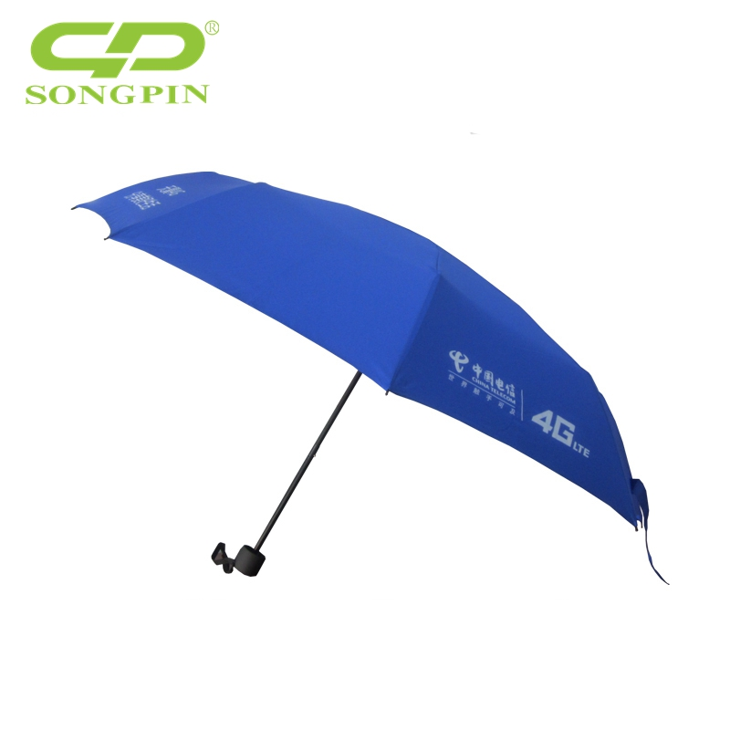 promotion item custom striped golf gift umbrella