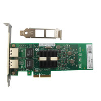 Special Offer PCI Express X4 Intel 82576EB Chipset 2 x RJ45 10/100/1000Mbps Dual Port Network Card