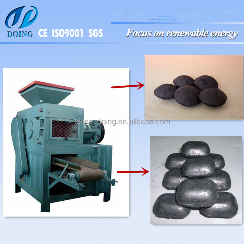 Coal ball press machine/Hydraulic carbon black briquette/briquetting machine