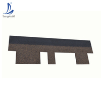 Hot Selling Roofing Shingles Asphalt Painted Roofing Tiles For Sale