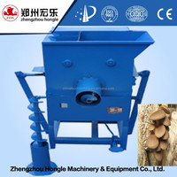 2016 JZD-4D Latest Designed Oyster Mushroom Growing Bag Filling Machine