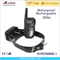 Waterproof and rechargeable dog training tools remote training system