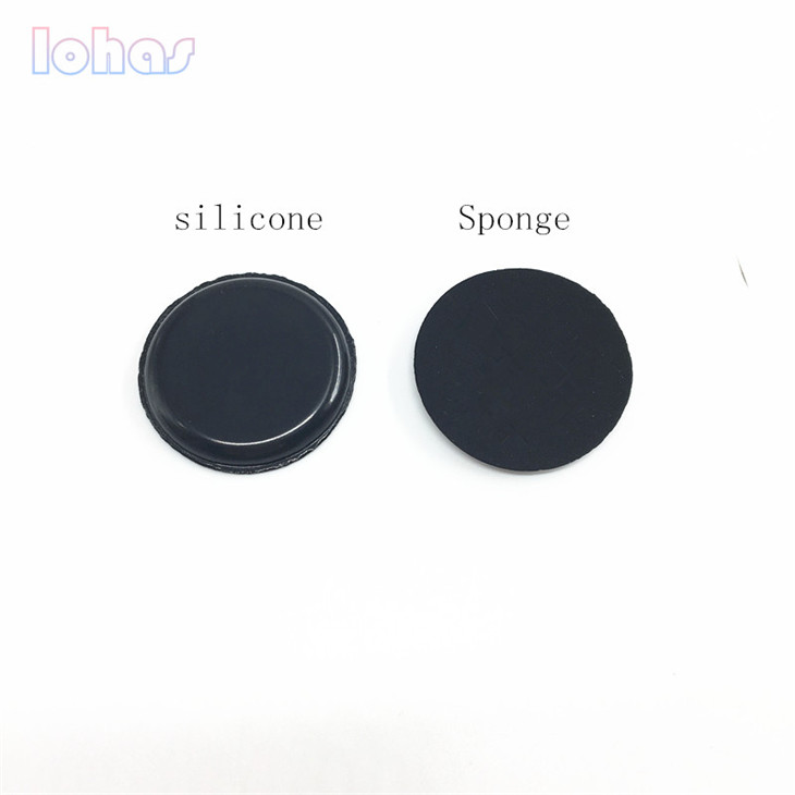 silicone cosmetic puff