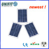 156*156 Polycristalline Water-prof 120v Solar Panel With CE TUV