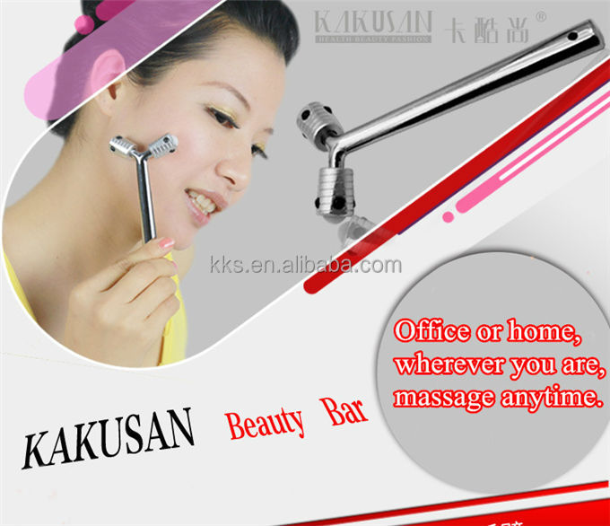 Taiwan online shopping anti-aging germanium face beauty roller