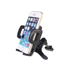 Top quality air vent car phone mount Universal car mobile phone holder adjustable cell phone stand dock support for Phone6 7blus