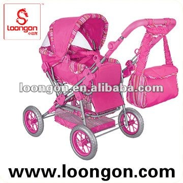Loongon baby stroller brand names toys baby doll pram