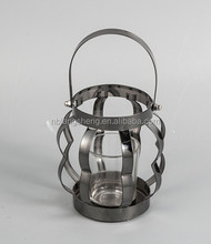 mini stainless steel lantern