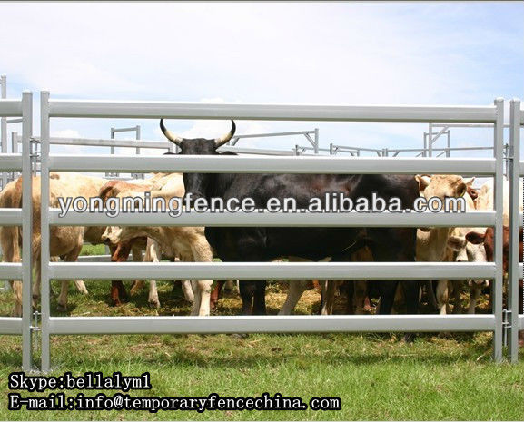 hot sales factory design livestock corral cattle panels(China supplier/seller)