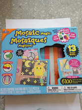 Mosaic Picture - Puzzle Type - Art & Craft
