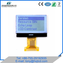 Blue costom lcd display fpc with negative features