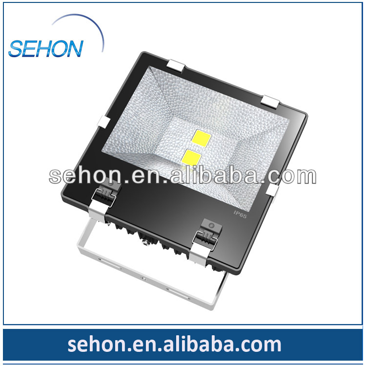 100w lamp epistar/bridgelux/cree led floodlight ip65 replacement 500w halogen led spotlight alibaba china