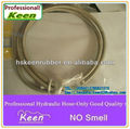 PTFE Teflon Hose with Stainless Steel Hose with Stainless Steel